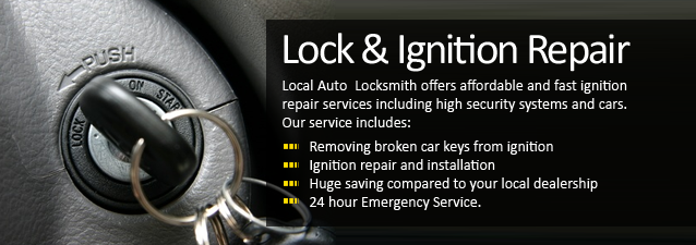 Lock & Ignition Repair Doncaster
