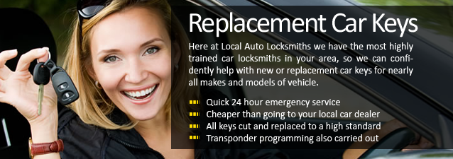 Replacement Car Keys Doncaster