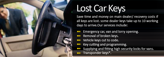 Lost Car Key Doncaster