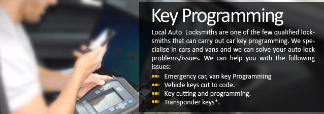 Car Key Programming | Transponder Programming Doncaster